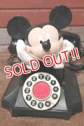 ct-200701-02 Mickey Mouse / 1990's Phone