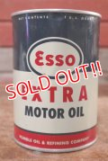 dp-200701-45 Esso / EXTRA 1962 1QT Motor Oil Can