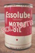 dp-200701-42 Esso / Essolube 1936 1QT Motor Oil Can
