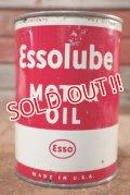 dp-200701-43 Esso / Essolube 1947 1QT Motor Oil Can