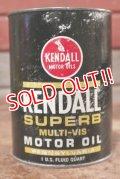 dp-200701-28 KENDALL / 1QT Motor Oil Can