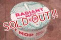 dp-200701-53 RADIANT Dust Mop Polish / Vintage Tin Can