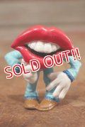 ct-200701-60 TANG LIPS / 1989 PVC Figure