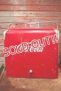 dp-200701-25 Coca Cola / 1940's-1950's Cooler Box
