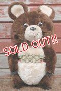 ct-200415-12 Misha Bear / DAKIN 1979 Plush Doll