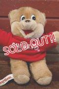 ct-191211-47 Shoney's Bear / 1986 Plush Doll