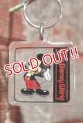 ct-208001-12 Walt Disney World / Mickey Mouse 1980's Keyring