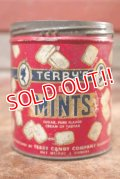 dp-200801-11 TERRY'S CREAM MINTS / Vintage Tin Can