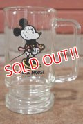 gs-200801-08 Minnie Mouse / 1970's Beer Mug