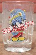 "ct-200401-08 Disney × McDonald's / 2000's Millennium Glass ""EPCOT"""