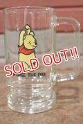 gs-200801-06 Winnie the Pooh / 1970's Beer Mug