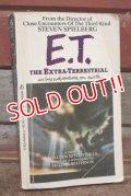 ct-131022-30 E.T. / 1980's Novel