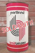 dp-200701-26 Portland Trail Blazers / 1969 Trash Can