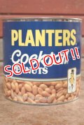 ct-208001-21 PLANTERS / MR.PEANUT 1980's Cocktail Peanut Can