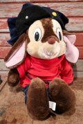 ct-200701-55 An American Tai / Fievel Mousekewitz 1986 Plush Doll