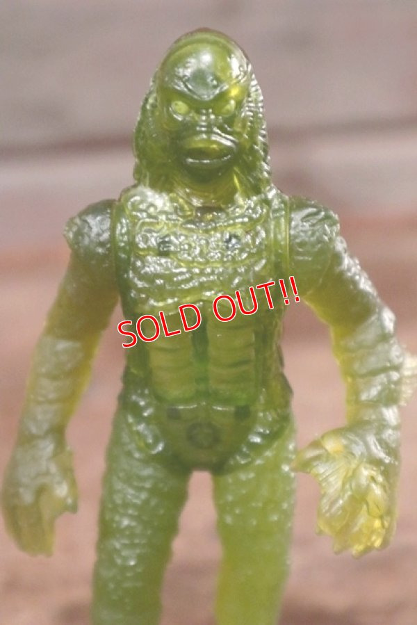 "画像2: ct-200901-18 Burger King / 1997 Kids Meal ""CREATURE FROM THE BLACK LAGOON"""