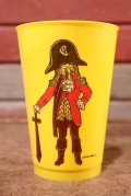 ct-200901-09 McDonald's / Captain Crook 1970's Plastic Cup