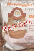 """ct-200901-13 McDonald's / McNUGGET BUDDIES 1988 """"SPARKY McNUGGET"""""""