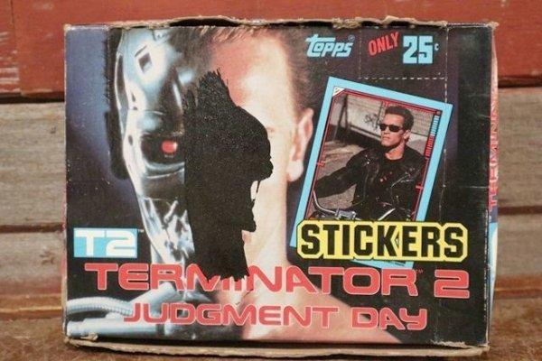 画像1: ct-200901-29 TERMINATOR 2I / Topps 1991 Trading Card Box