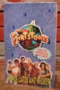 ct-200901-29 The Flintstones / Topps 1993 Trading Cards Box