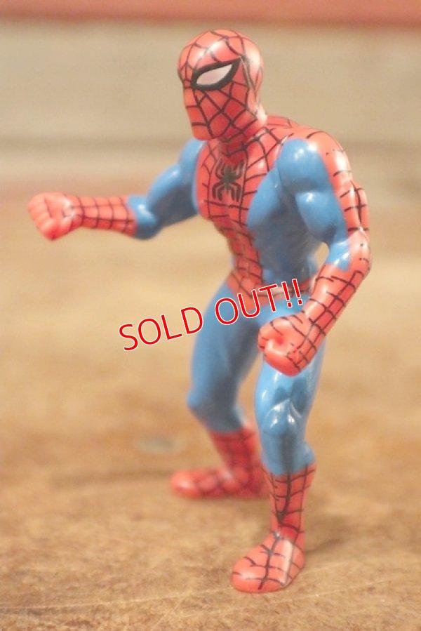"""画像2: ct-200901-17 Spider-man / McDonald's 1995 Meal Toy """"The Amazing Spider-man"""" Under-3"""