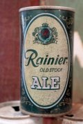 nt-200901-01 Rainier Old Stock Ale / Vintage 12 FL.OZ Can