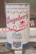 nt-200901-01 Kingsbury Light BEER / Vintage 12 FL.OZ Can