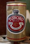 nt-200901-01 TUBORG BEER / Vintage 12 FL.OZ Can