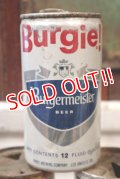 nt-200901-01 Burgie Beer / Vintage 12 FL.OZ Can