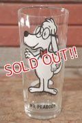 gs-200901-23 Mr.Peabody / 1970's Collectors Series 16 oz.Glass