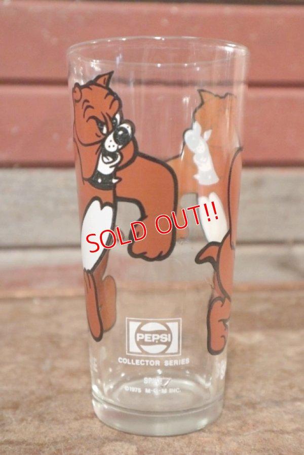 画像5: gs-200901-18 Spike / PEPSI 1975 Collector Series Glass