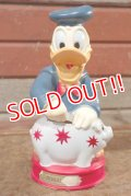 ct-200701-39 Donald Duck / Animal Toys Plus 1970's Coin Bank