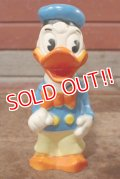 ct-200901-32 Donald Duck / 1960's-1970's Soft Vinyl Doll (England)