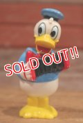ct-150310-56 Donald Duck / 1970's-1980's Accordion Figure