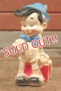 ct-200101-44 Pinocchio / DELL 1960's Rubber Doll