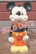 ct-200901-31 Mickey Mouse / 1960's-1970's Soft Vinyl Doll (England)