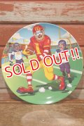 "ct-201001-09 McDonald's / Collectors Plate ""American Football"""