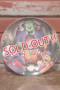 "ct-201001-09 McDonald's / 2002 Collectors Plate ""Halloween Monster"""