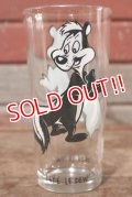 gs-201001-06 Pepe Le Pew / PEPSI 1973 Collector Series Glass