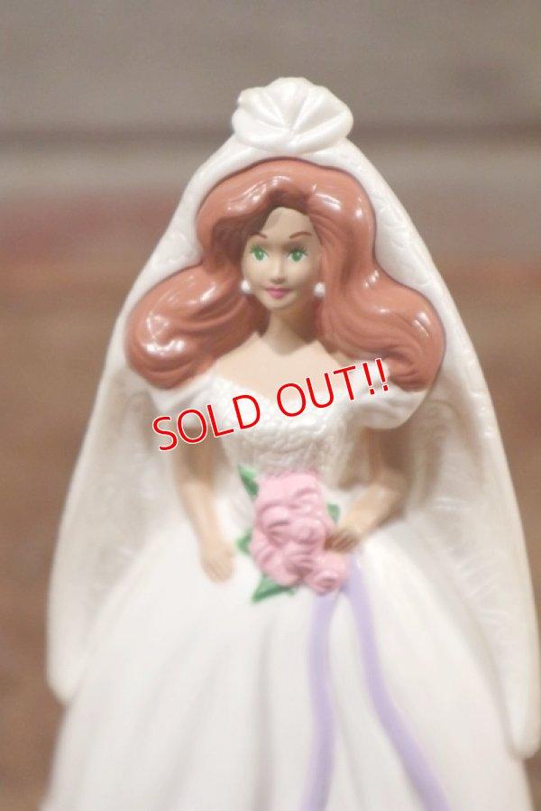 """画像2: ct-208001-10 Barbie / McDonald's 1990 Meal Toy """"Wedding Day Midge"""""""