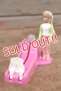 "ct-208001-10 Barbie / McDonald's 1999 Meal Toy ""STACIE"""