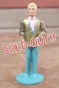 "ct-208001-10 Barbie / McDonald's 1994 Meal Toy ""Locket Surprise KEN"""