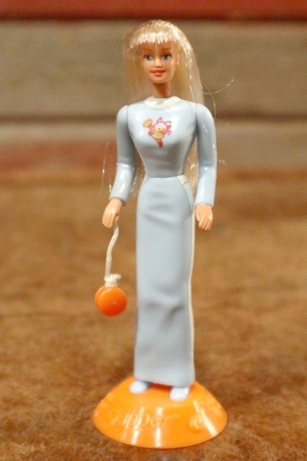 """画像1: ct-208001-10 Barbie / McDonald's 1999 Meal Toy """"SKIPPPER"""""""