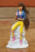 "ct-208001-10 Barbie / McDonald's 1992 Meal Toy ""Camp Teresa"""