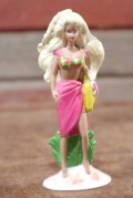 "ct-208001-10 Barbie / McDonald's 1991 Meal Toy ""Hawaiian Fun"""