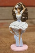 "ct-208001-10 Barbie / McDonald's 1992 Meal Toy ""My First Ballerina Birbie"""