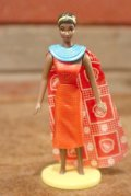 "ct-208001-10 Barbie / McDonald's 1995 Meal Toy ""Kenyan"""