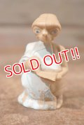 "ct-151008-18 E.T. / LJN 1980's PVC Figure ""Book"""