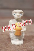 "ct-151008-18 E.T. / LJN 1980's PVC Figure ""Flower"""
