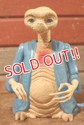ct-201001-71 E.T. / LJN 1980's Poseable Talking Figure